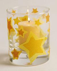 Делаем декоративные свечи, оформить свечи
